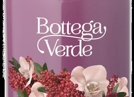 Gel douche aux extraits de poivre rose (400 ml) Cod. 163034