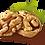 Thumbnail: Cerneaux de noix, moitiés