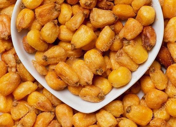 Maïs frit géant