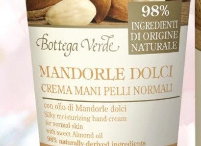 Crème mains peaux normales Cod. 147062