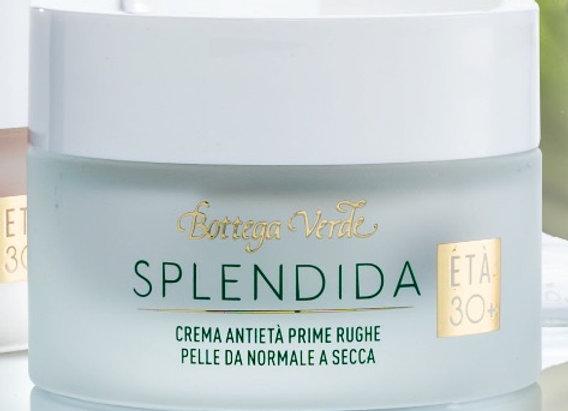 Crème visage anti-âge premières rides, peaux normales à sèches Cod. 144896