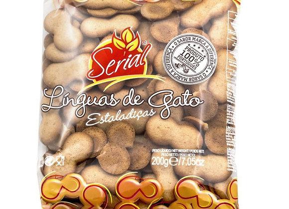 Biscuits langues de chat (200gr)