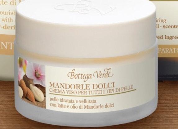 Crème visage pour tous les tous types de peau Cod. 147056