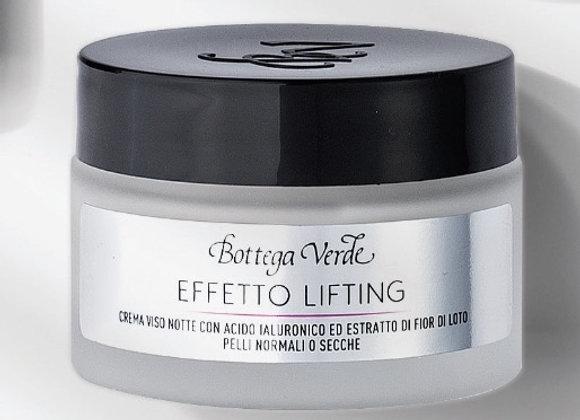 Crème visage nuit pour peaux normales ou sèches Cod. 159981
