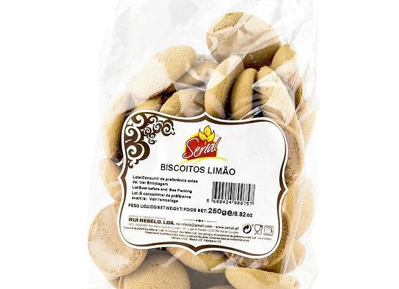 Biscuits au citron  (250g)