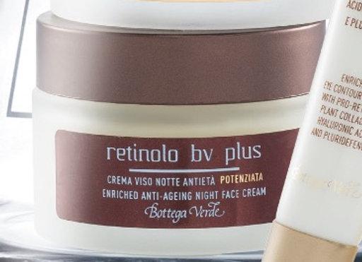Crème visage nuit anti-âge concentrée Cod. 159381