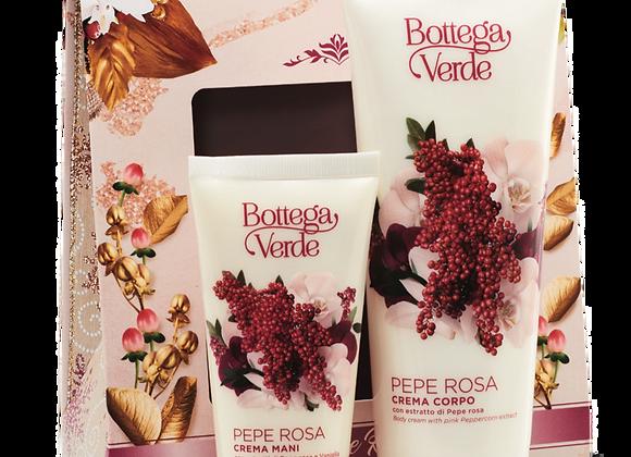 "Idée cadeau ""Poivre Rose"""