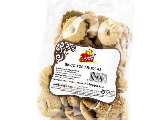 Biscuits en forme d'anneaux (250gr)