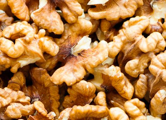 Cerneaux de noix, quartiers