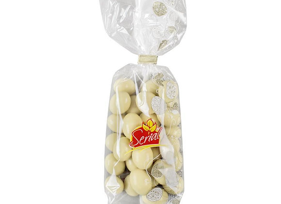 0542 Amandes au chocolat blanc (150g)