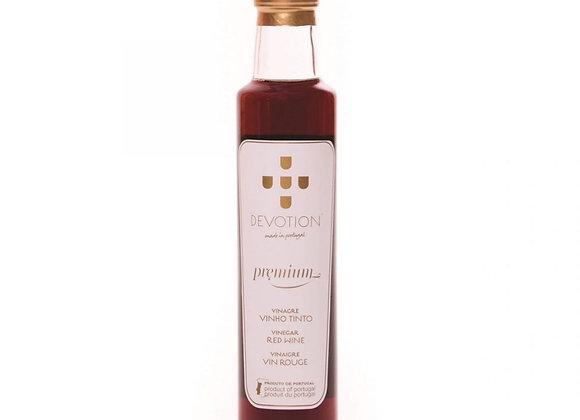Vinaigre de vin rouge DEVOTION 250ml