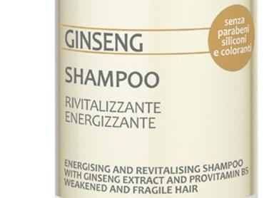 Ginseng - Shampoing revitalisant énergisant Cod. 159811