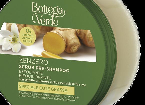 Scrub pré-shampooing Exfoliant rééquilibrant Cod. 159817