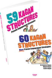 59 & 60 Kagan Structures Combo