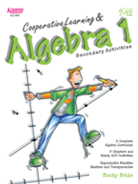 Cooperative Learning & Algebra-Grades 7-12