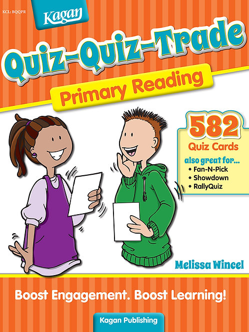 Quiz-Quiz-Trade Primary Reading (EYFS / KS1)