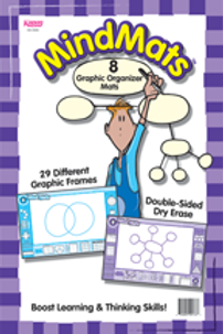 MindMats 8 Graphic Organizer Mats