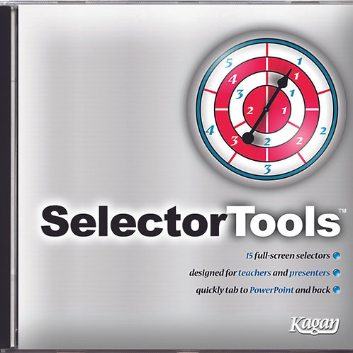 SelectorTools Software