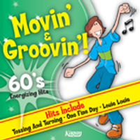 Energizing 60's Music Movin' & Groovin'
