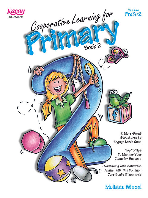Cooperative Learning for Primary - Book 2