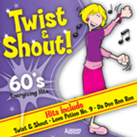Energizing 60's Music Twist & Shout
