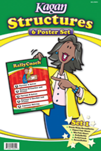 Kagan Structures Poster Set 1