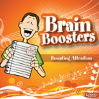 Brain Boosters - Boosting Attention