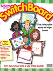 SwitchBoard - The Switchable Write-N-Wipe Board