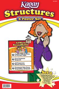 Kagan Structures Poster Set 2