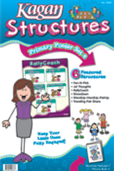 Kagan Structures Primary Poster Set 2