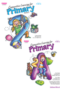 Kagan Cooperative Learning Primary - Books 1 & 2 Combo