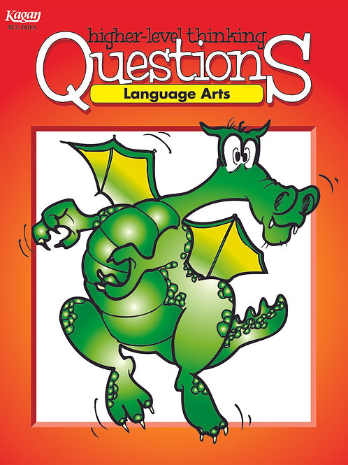Language Arts Higher-Level Thinking Questions