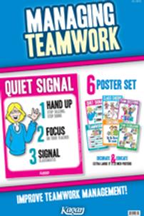 Managing Teamwork poster set