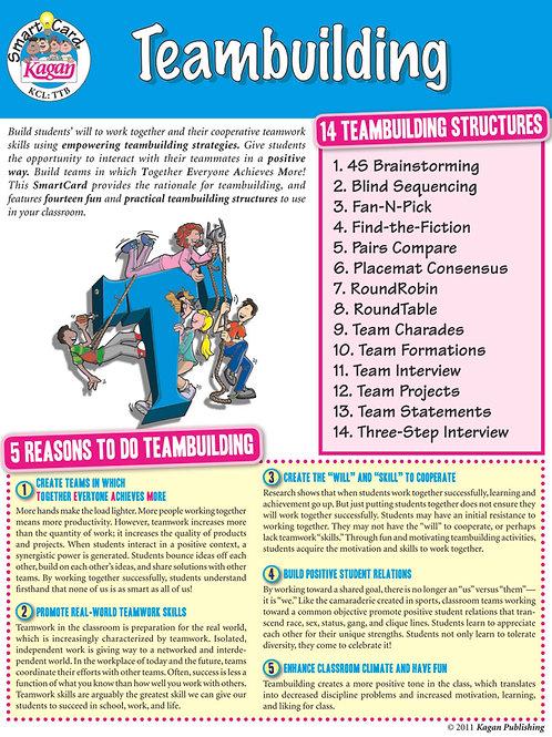 Teambuilding SmartCard