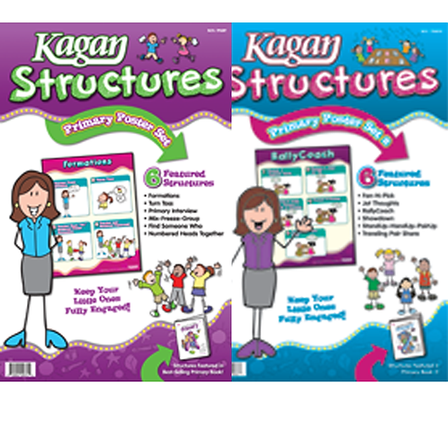 Early Years / KS1 Poster Set Combo