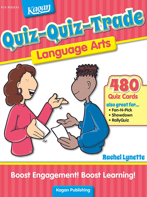 Quiz-Quiz-Trade Language Arts (Ages 7-9)