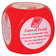 Learning Cube - Current Event
