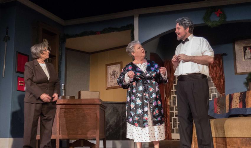 Rebecca Teater, Karen Cahill, Tim Harmon