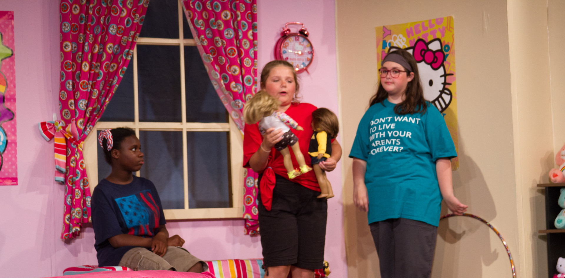 Patience Wesley-Taylor, Abigail Ritter,