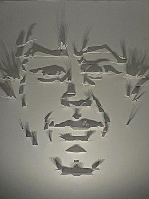 Sculpture d'Ombres