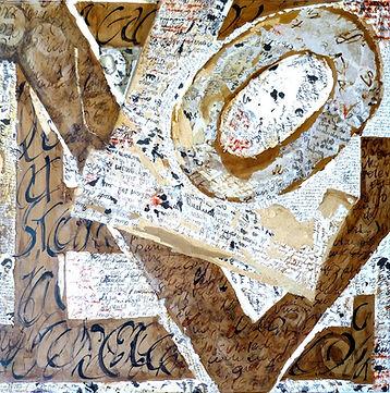 CORDENOS Hypergraphie ( Love) Collage, e