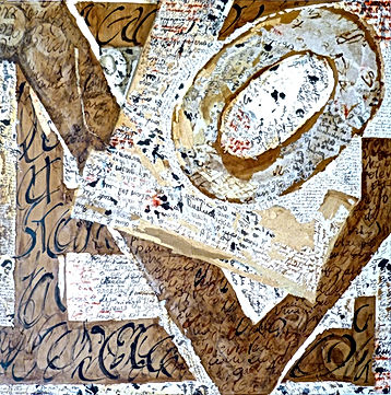 CORDENOS Hypergraphie ( Love) Collage, e