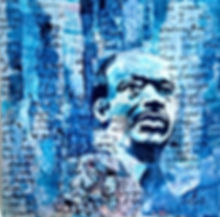 D'image & de mot Martin Luther King copi