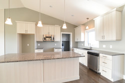 Light Brown Cabinets