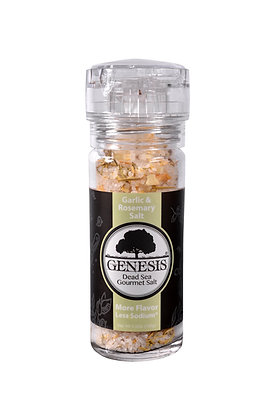 Garlic & Rosemary Salt