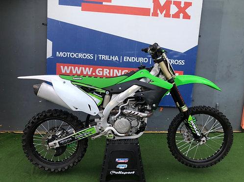 Kxf450 2015