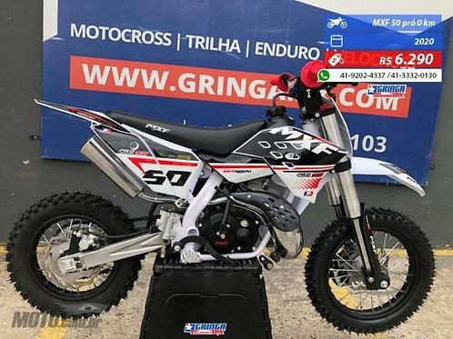 MXF 50 PRÓ - 0 km 2020