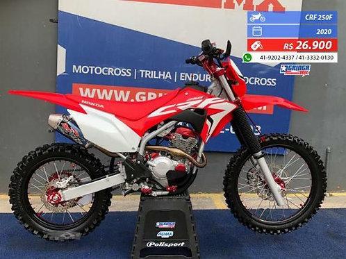 Honda - CRF 250F - 2020