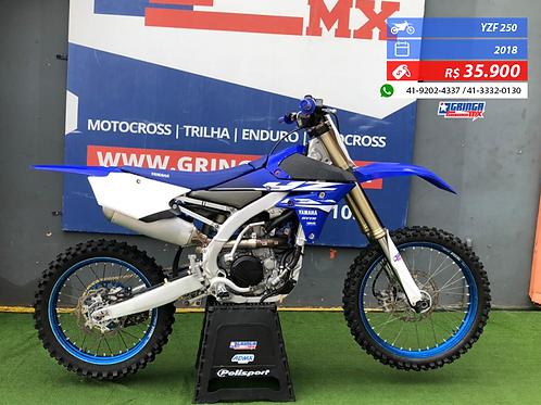 YZF 250 - 2018
