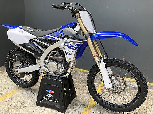 YZF 250 - 2015